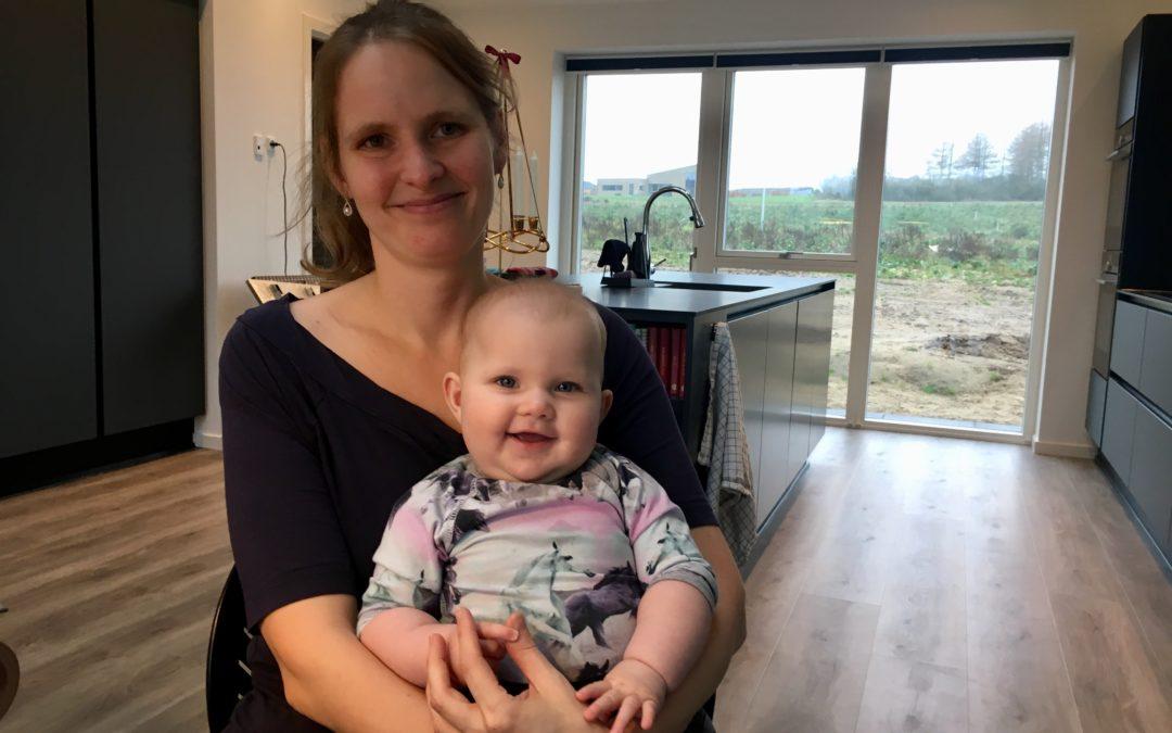 Billige byggegrunde i Provstlund lokkede Laura og Martin fra Aarhus